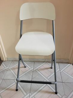2 Bar Stools (good condition) - pickup only