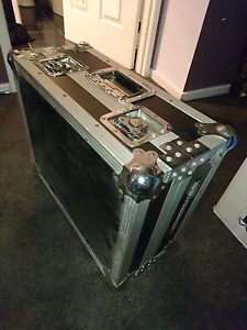 Turntable Road/Flight Ready Cases (Pair) Bayonet Head Albany Area Preview