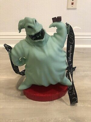 Disney Parks Oogie Boogie 2017 Popcorn Bucket -  Nightmare Before Christmas
