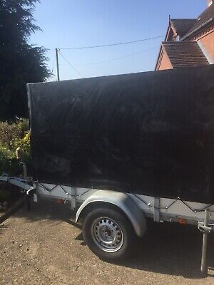 Anssems bsx  box/ covered/ not gt Trailer