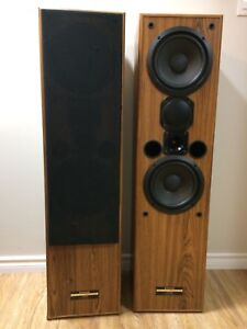 Vintage Pioneer Speakers - CS-J835