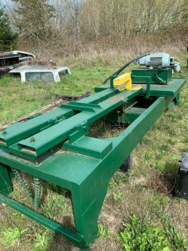 Pass Two Pallet Recycling Machine - Industrial Resources