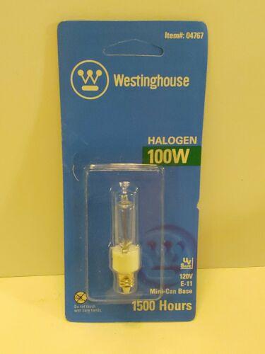 Westinghouse Halogen Single Ended Light Bulb 100 W 1500 Lume