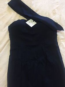Navy convertible dress Rothwell Redcliffe Area Preview