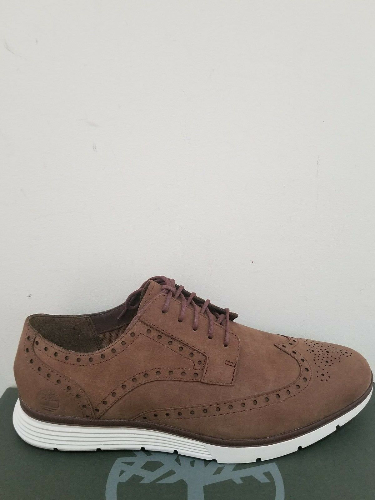 Timberland Men's  Franklin   Park Brogue  Oxford  ShoesNIB