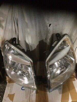 *CITROEN BERLINGO MK2 REAR NUMBER PLATE LAMPS 6340G7 CIT058 X 2 2015 ONWARDS