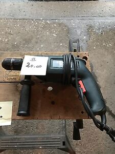 Perceuse impact Black & Decker impact drill