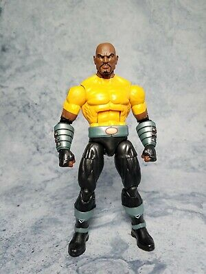 Marvel Legends Custom Luke Cage figure from the 2013 SDCC Thunderbolts Set
