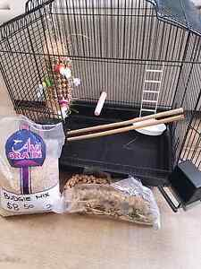 Budgie cage Annandale Leichhardt Area Preview