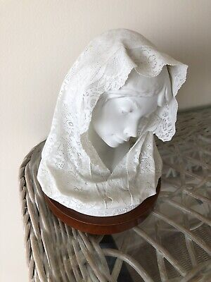 LLADRO No.1539 Bust with veil