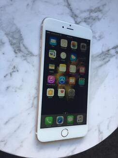 iPhone 6 16gb Gold excellent condition unlocked