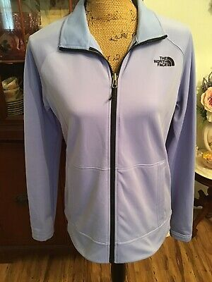 The North Face Lightweight Jacket/Windbreaker M, Periwinkle Blue, Adorable!