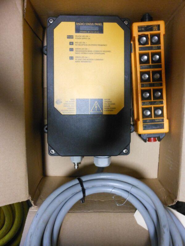 R&M - HBC remote control radio 3 motion, 2 speed-SPECIAL