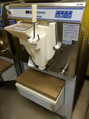 Carpigiani Parts Batch Freezer Lb302 Lb502 Lb1002 Dispensing Door