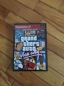 Jeu Playstation 2, GTA Vice City