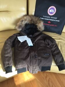CANADA GOOSE down jackets