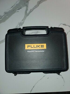 Fluke Vt04a Visual Infrared Thermometer. Used One Time. Perfect Condition.