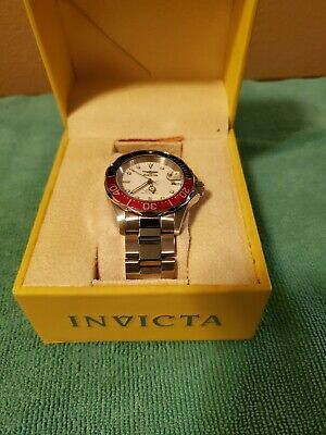Invicta Stainless Steel 9404 Wrist Watch for Men