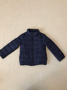 Very cute girls 4T H&M thin quilted jacket