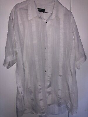 Versace Shirt Xxl /2xl . 24.5 Inches P2p