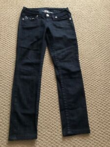 True Religion Dark Denim Jeans