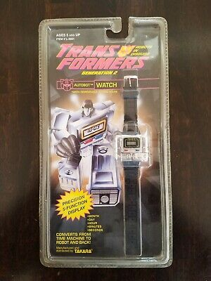 Transformers Robot Watch Generation 2