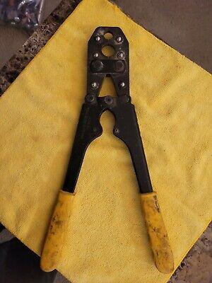 Apollo Pex Ss Sleeve Tool 12 34 Dual Crimp Crimper Crimping Plumbing Tool