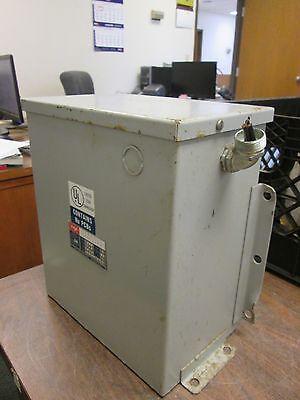 Fpe Cornell Dubilier Power Capacitor Imb2007.5f33 7.5kvar 480v 3ph 60hz Used