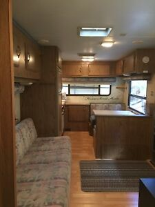 Cozy 24ft Travel Trailer Avail off site or on site
