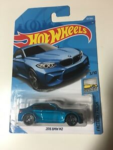 2018 Hot Wheels 2016 BMW M2