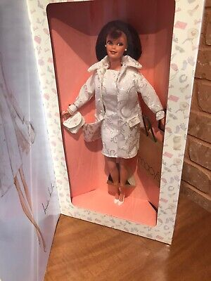 City Shopper 1996 Barbie Doll By Nicole Miller Macy's Special Edition