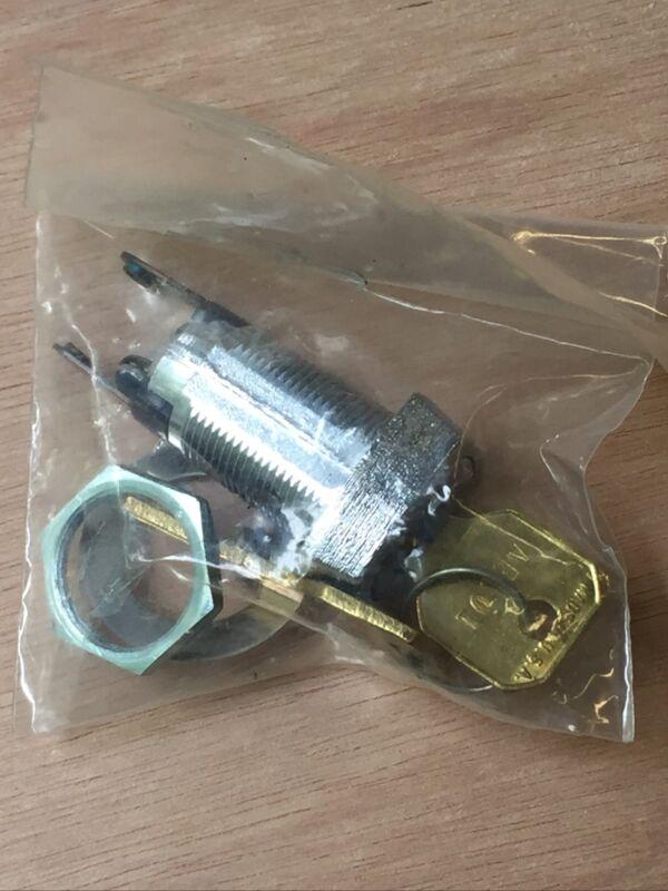 NEW Alco AEL-01 Key Lock Switch With 2 Keys