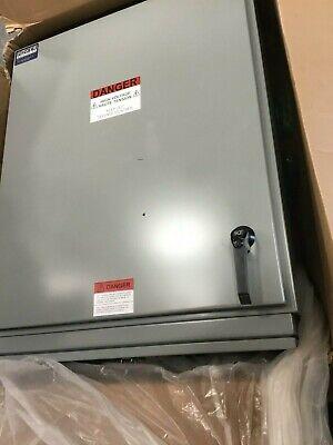 New Generator Portable Connection Box 480 Volt 400 Amp