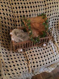 Wedding basket for cards