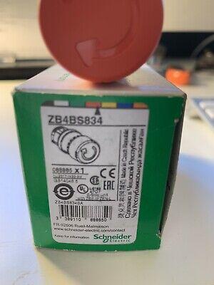 Authentic Telemecanique Square D Zb4bs834.newin Box  Usa Stock