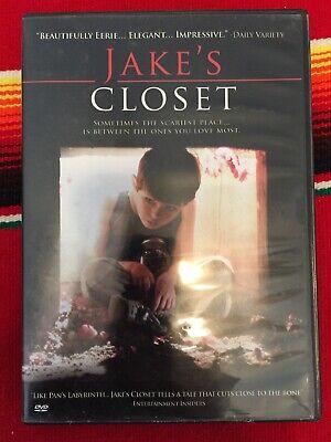 Killjoy Jake's Closet Secrets of the clown DVD #D1