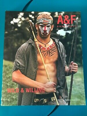 Abercrombie & Fitch Catalog Spring Break Issue 2000 A&F Quarterly Bruce Weber