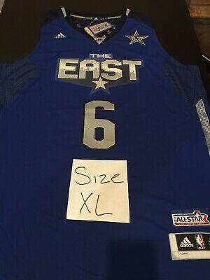 LEBRON JAMES 2011 NBA ALL-STAR SWINGMAN JERSEY XL BRAND NEW TAGS 100% AUTHENTIC