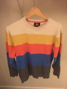 Quiksilver Men's Large Sweater