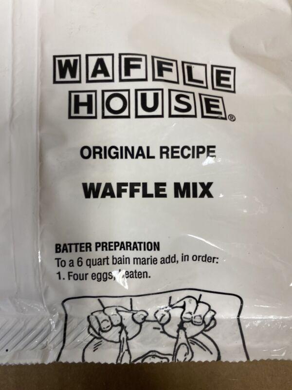 🩸🩸WAFFLE HOUSE WAFFLE BATTER. Free Shipping. (makes 20 Waffles)