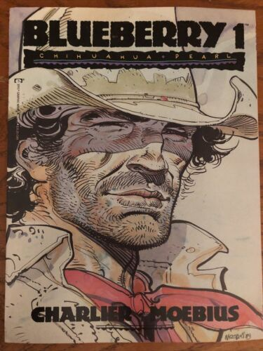 Blueberry 1 Chihuahua Pearl Charlier Moebius 1st Print 1989 Epic SEE PHOTOS Rare - $49.95