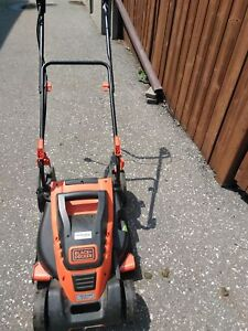 Electric Lawnmower Black and Decker $65.00