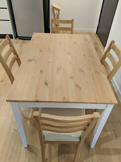 Dining Set - Only 4 months old!