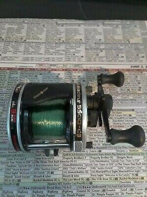 Vintage Abu Garcia Ambassadeur 5500-C3 Baitcasting Fishing Reel Made in Sweden