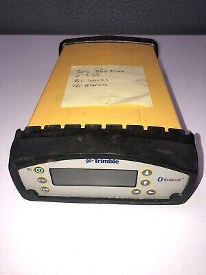 Used Trimble Sps750 Max Gps Modular Receiver - No Glonass