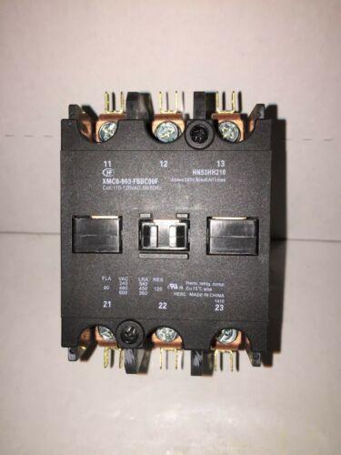 Carrier Corporation HN53HH210 3 Pole 120V 90Amp Contactor