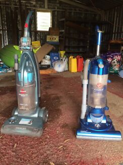 X2 upright vacuum cleaners
