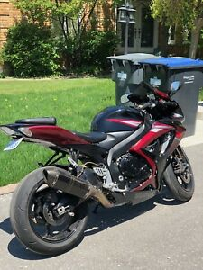 Gsxr 750 | Buy or Sell Used or New Sport Bikes in Toronto (GTA ...