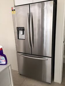 Hisense French door refrigerator Applecross Melville Area Preview