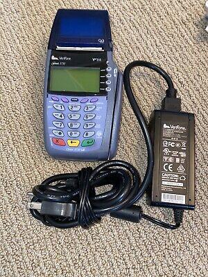 Verifone Vx 510 Credit Card Machine Omni 3730 Omni 5100 Machine Plugparts Only